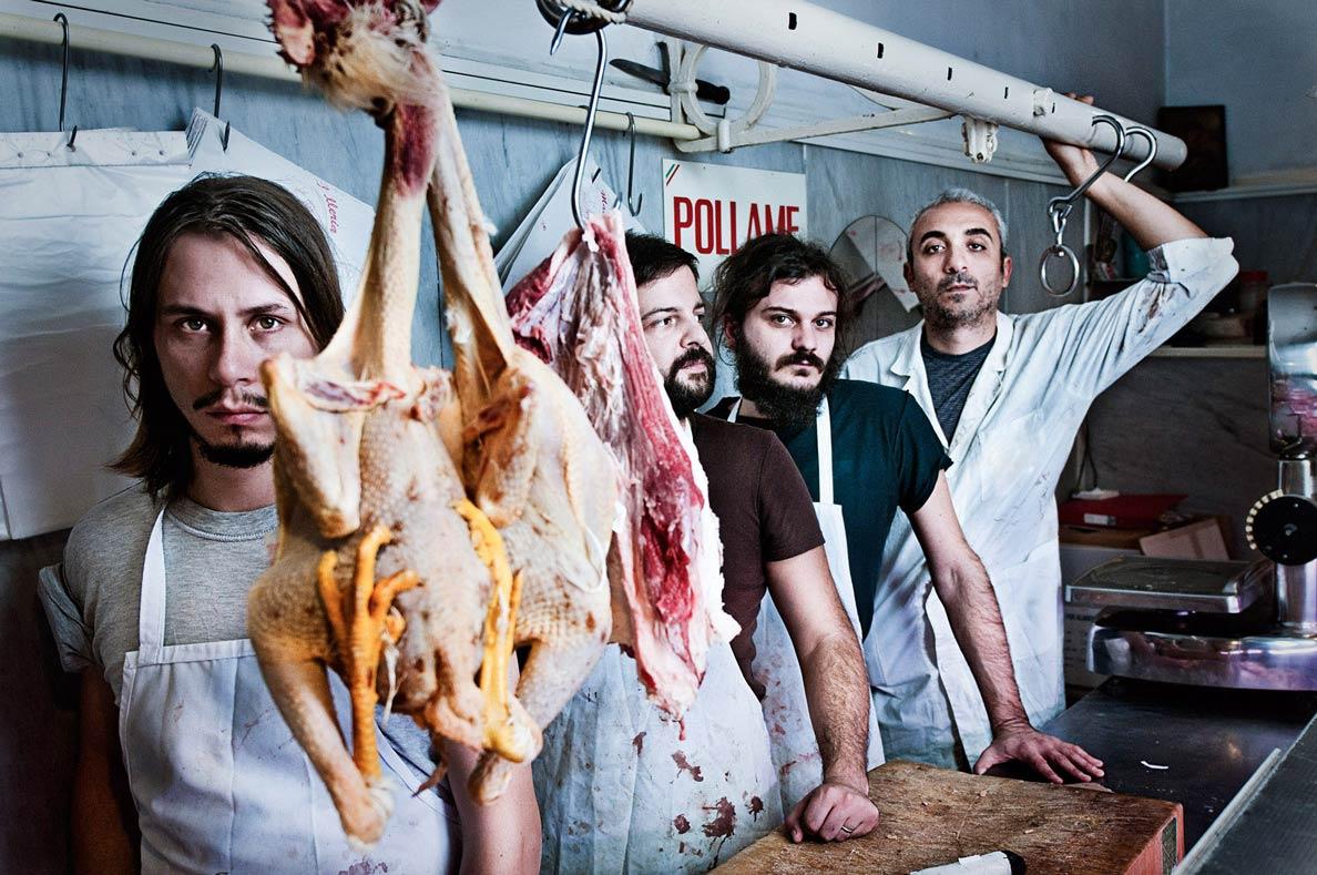 Calibro 35 - Rome 2012
