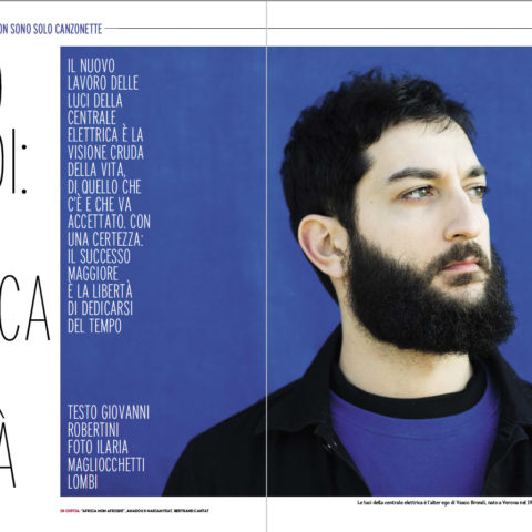 Rolling Stone Italia, 2017